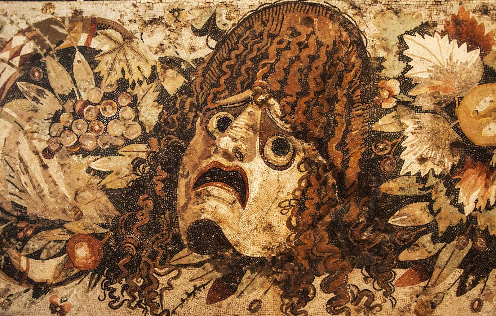 Mosaic-pompei-ercolano