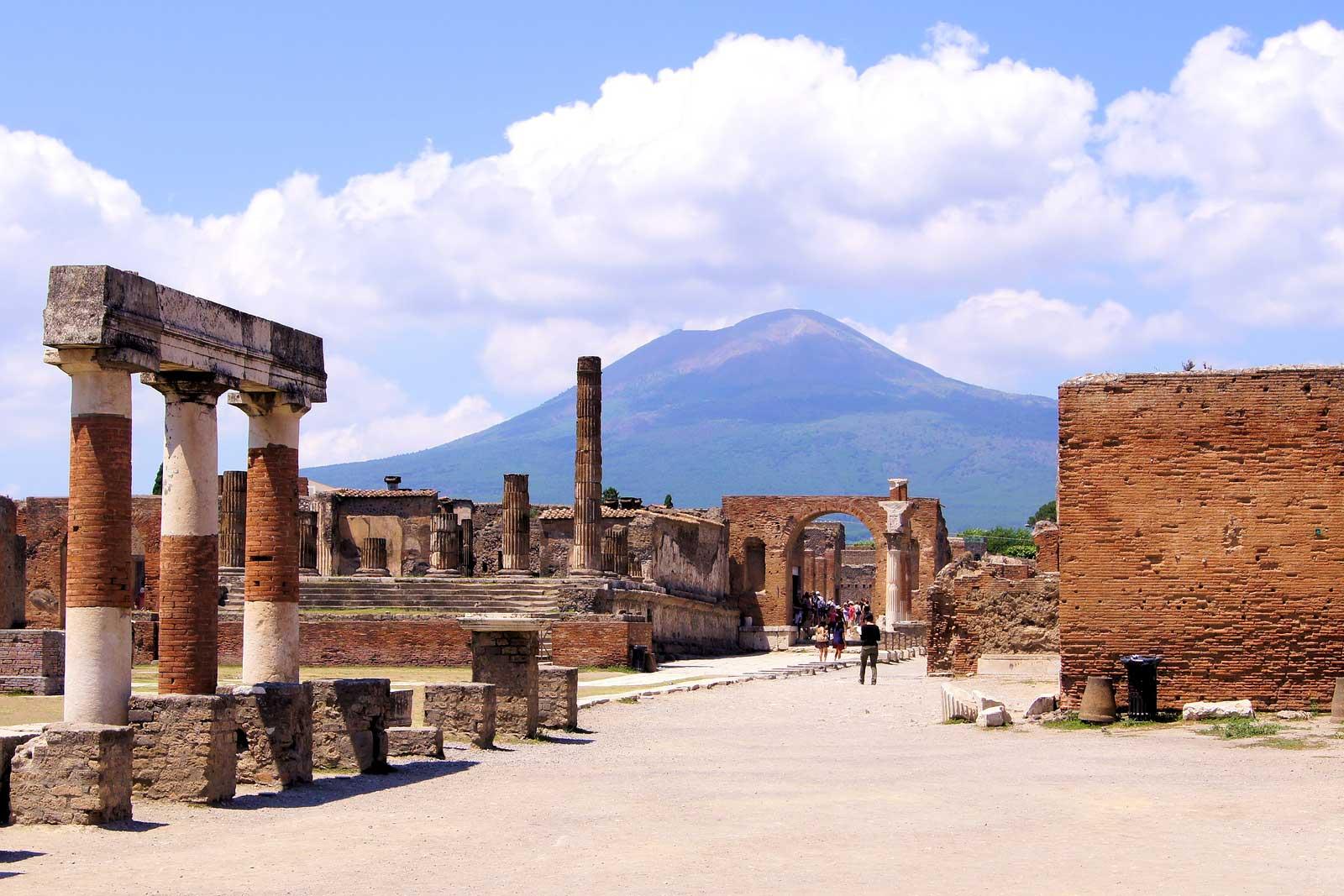 Guida Pompei ed Ercolano