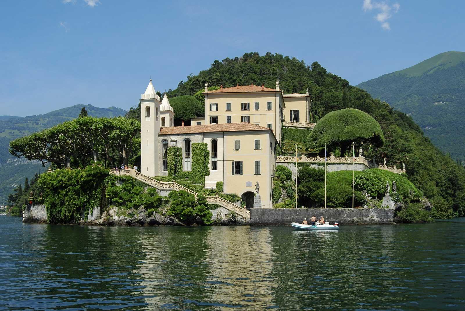 Villa del Balbianello Como