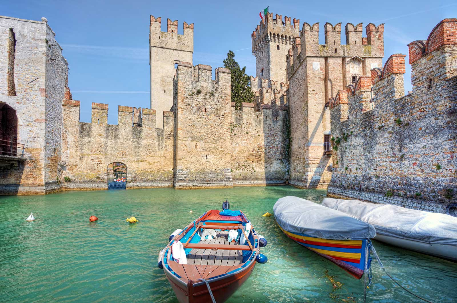 Lago di garda quando partire per le vacanze ciao bella for Lago vicino milano