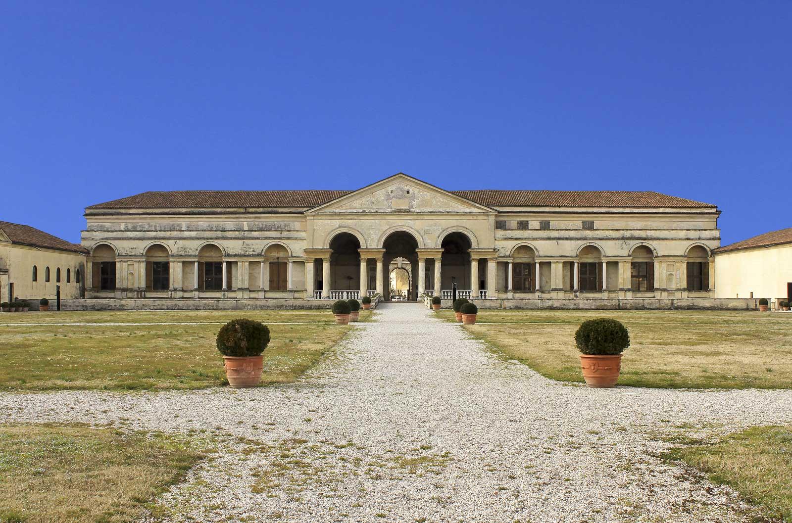 Palazzo del Te a Mantova